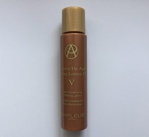 保湿力の高い化粧水 リフティングローション