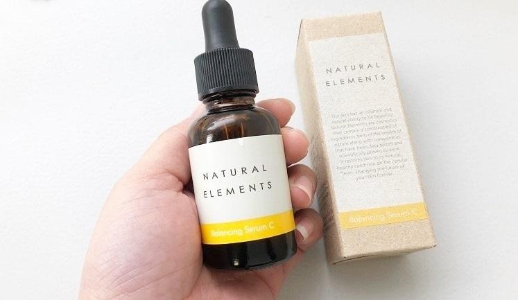 高濃度ビタミンC配合美容液 バランシングセラムC