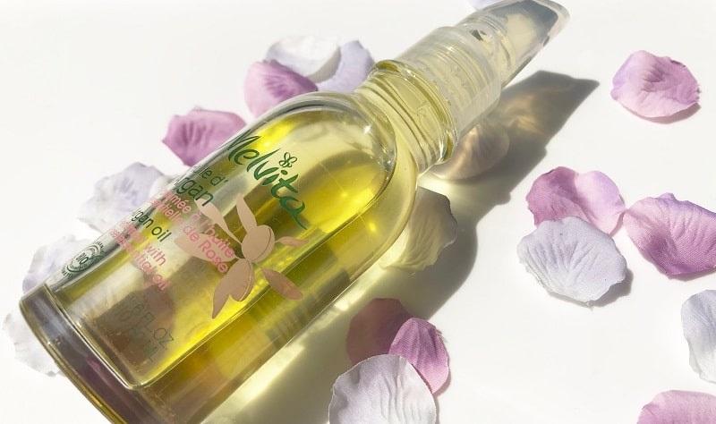 メルヴィータ アルガンオイル ローズの香り